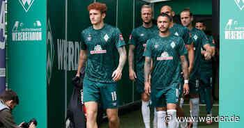 Verträge angepasst: Kader vollständig einsatzbereit für die Relegation - Werder Bremen