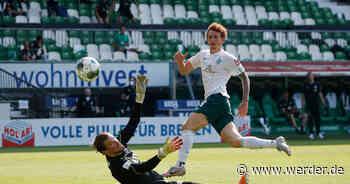 Harte Arbeit und Gänsehaut - Werder Bremen