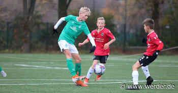 Starke Förderung unter neuen Umständen - Werder Bremen