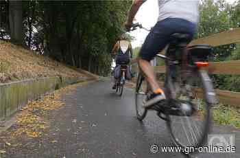 Radweg am Nordhorn-Almelo-Kanal ab Montag voll gesperrt - Grafschafter Nachrichten