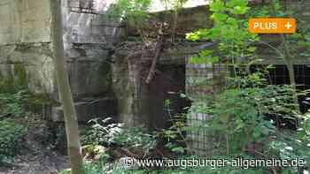 Wo die Nazis im Wald Sprengstoff herstellen ließen - Augsburger Allgemeine