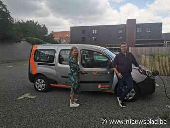 Stad neemt elektrische deelwagens in gebruik (Zottegem) - Het Nieuwsblad