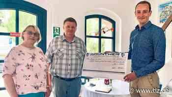 SC Heiligenstadt spendet für guten Zweck - Thüringische Landeszeitung