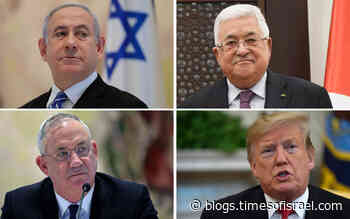 Annexation is a mistake: These 4 people should prevent it - The Times of Israel