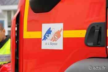 Près d'Evron : perte de contrôle, quatre blessés - actu.fr