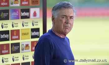 Carlo Ancelotti says Everton must follow Jurgen Klopp's blueprint