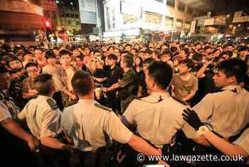 Bar body condemns Hong Kong security law