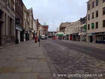 Reader letter on Colchester high street pedestrianisation