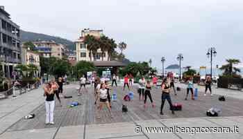 Alassio Summer Town: con la prima lezione di fitness è partita l'estate alassina - AlbengaCorsara News