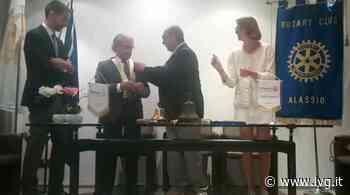 Rotary Club Alassio, nuovo presidente Giuliano Sandre - IVG.it