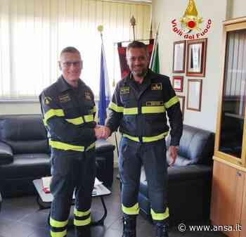 Vigili del fuoco: Bentivoglio nuovo comandante Sassari - Agenzia ANSA