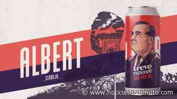 Trindade e Trevo homenageiam Albert Lourtie com nova cerveja de espelta - Notícias ao Minuto