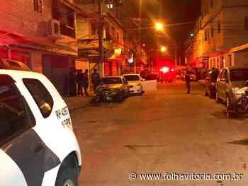 Duas pessoas são mortas durante tiroteio no bairro Boa Vista, em Vila Velha - Folha Vitória