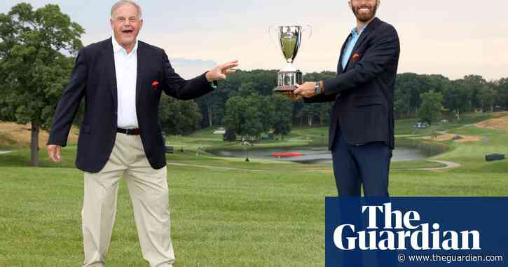 PGA Tour happy playing a high-risk game to reboot sport in the US | Ewan Murray