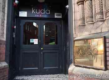 Man who attacked Kuda doorman in York gets club ban