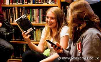 York school holds virtual Mini Literature Festival