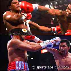 Former trainer Teddy Atlas likens prime Mike Tyson to Manny Pacquiao - ABS-CBN Sports