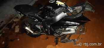 Grave acidente mata condutor de moto na PR-493, em Pato Branco - RBJ