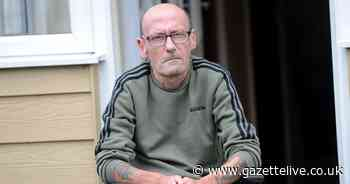Disabled dad forced to crawl upstairs while fighting for bungalow