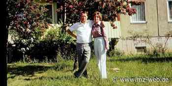 Sangerhausen: Günther und Rosemarie Magrowitz feiern 60 Ehejahre - Mitteldeutsche Zeitung