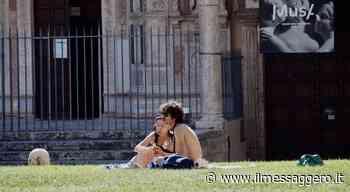 Caldo, oggi e domani a Perugia bollino rosso - Il Messaggero