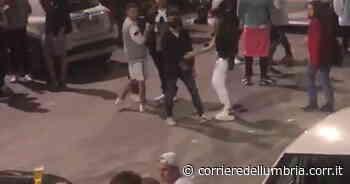 Perugia, rissa in centro: denunciato un ottavo ragazzo - Corriere dell'Umbria