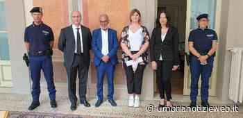 """Perugia - Joselito Orlando nuovo comandante della Polizia provinciale. Bacchetta: """"Scelta trasparente mirata a riqualificare il Corpo"""" - Umbria Notizie Web"""