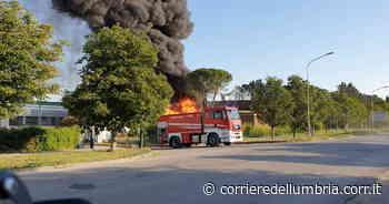 Perugia, rogo Biondi recuperi: indagine per incendio colposo - Corriere dell'Umbria