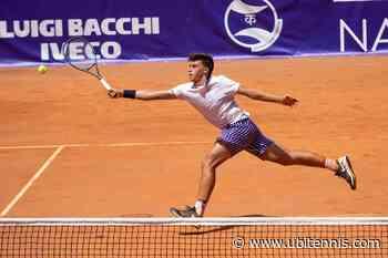 Perugia: subito fuori Musetti, vincono Nardi e Gigante - Ubi Tennis