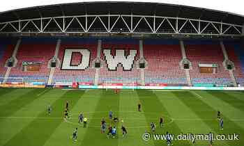 Championship club Wigan Athletic are placed into administration