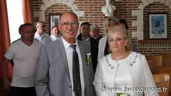 Auchy-les-Mines : noces d'or pour Christiane et Georget - La Voix du Nord