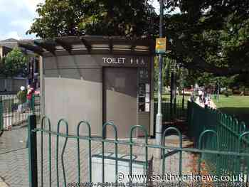 Locals relieved as toilets reopen in Southwark parks - Southwark News