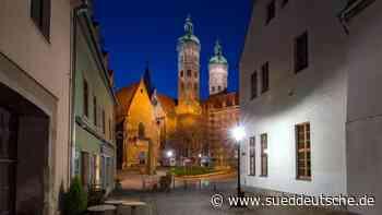 Zwei Jahre Unesco: Naumburger Dom zieht mehr Gäste an - Süddeutsche Zeitung