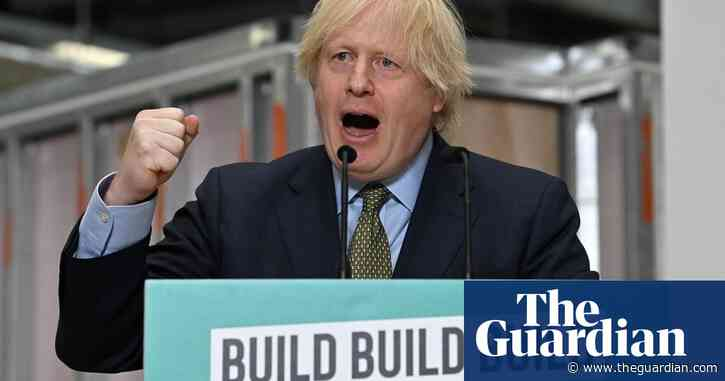Psychic energy in, newt counters out: Boris Johnson's magic economic potion