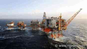 North Sea Platform Contract Goes to Kvaerner
