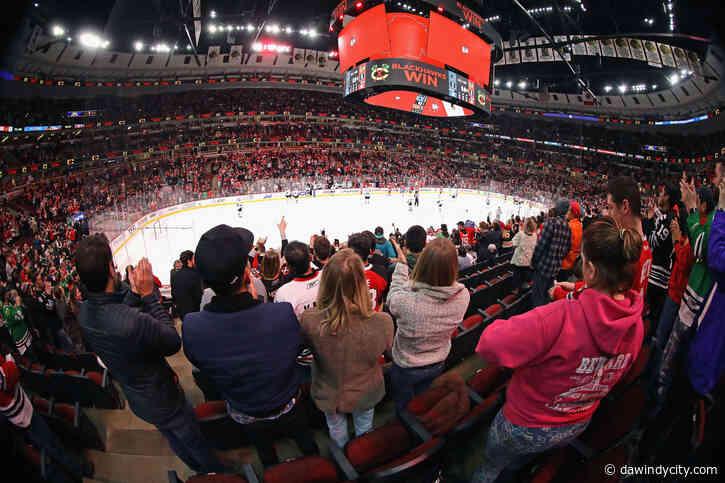 Chicago Blackhawks: NHL attendance champion says a lot