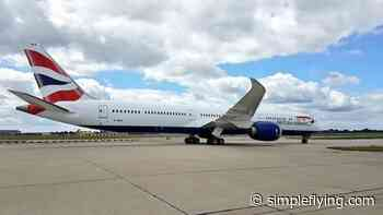 Two In One Week – British Airways Takes Delivery Of Second Boeing 787-10 - Simple Flying