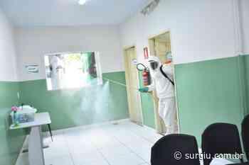 Prefeitura de Porto Nacional segue com desinfecções nas UBSs e UPA do município - Surgiu