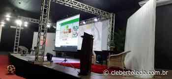 Prefeitura de Porto Nacional lança 39ª Semana da Cultura e 3ª Flip 100% digital - Cleber Toledo