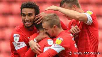 Barnsley 2-0 Blackburn Rovers: Tykes win at Oakwell to boost survival hopes