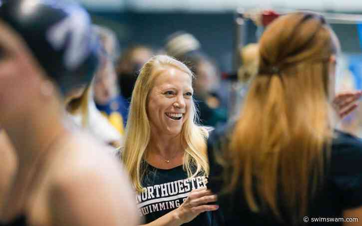 SwimSwam Podcast: How Texas, UVA, and Tulane prepped Katie Robinson to Lead Northwestern