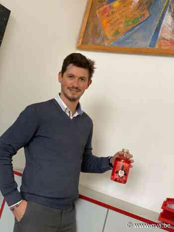 """Frederik van 'The Sky is the Limit' maakt gin: """"Sterke drank voor mannen van het harde werk"""" - Gazet van Antwerpen"""