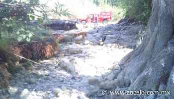 Afecta sequía al río Sabinas [Coahuila] - 29/06/2020 - Periódico Zócalo