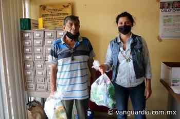 Gobierno de Sabinas entrega apoyos alimentarios y kits de limpieza a músicos - Vanguardia.com.mx