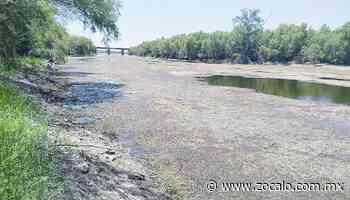 Cíclica seca del río Sabinas; Conanp [Coahuila] - 28/06/2020 - Periódico Zócalo