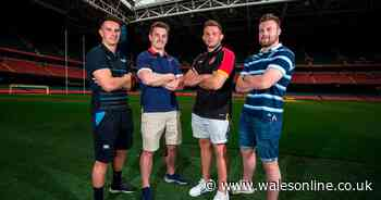 The PRO14 derby matches that will see the return of rugby in Wales