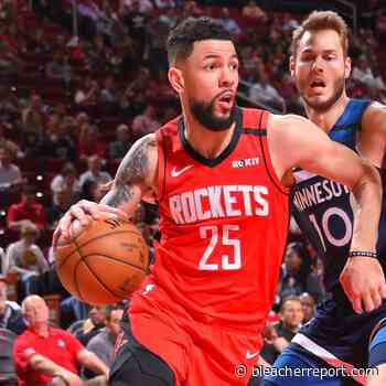 Rockets' Austin Rivers: 2020 NBA Finals Will Be 1 of 'Toughest' Titles Ever Won