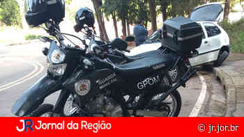 Guarda de Itatiba apreende carro usado por menor | JORNAL DA REGIÃO - JORNAL DA REGIÃO - JUNDIAÍ