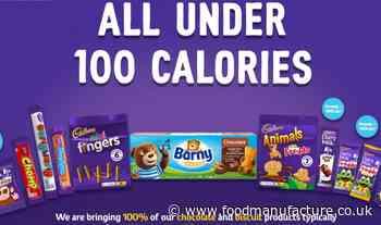 Mondelēz shrinks Cadbury confectionery but obesity charity favours reformulation