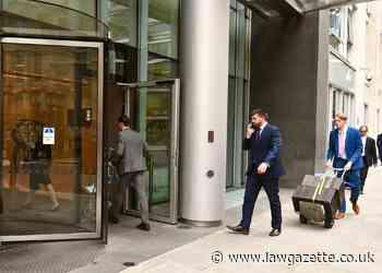 Judge rebukes lawyers arguing through witness evidence